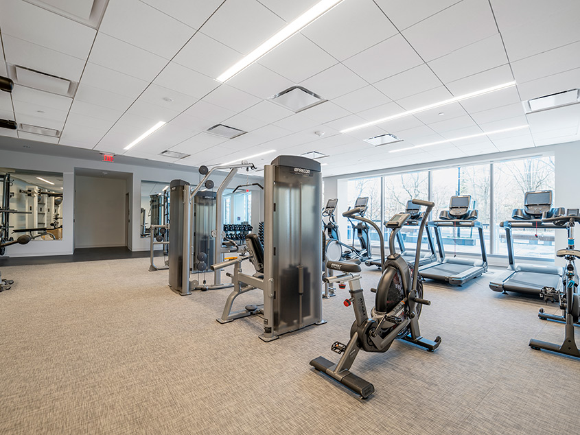 6100 Merriweather fitness center