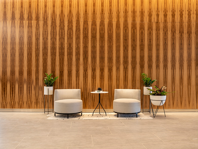 6100 Merriweather lobby chairs