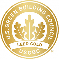 U.S. Green Building Council - LEED GOLD Certified